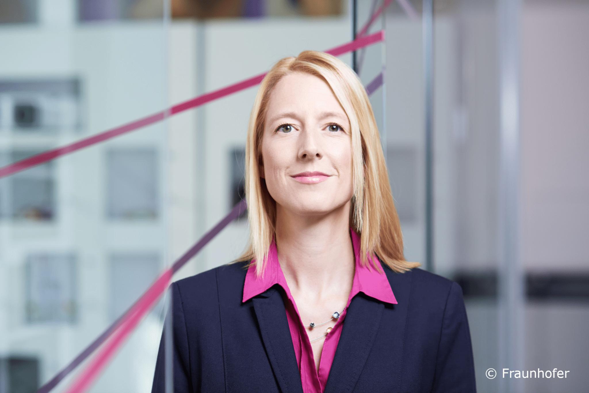 Katharina Hochfeld, (c) Fraunhofer